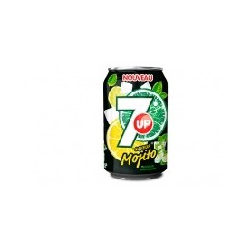 7up Mojito en canette de 33cl