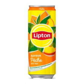 Lipton Ice Tea Pêche 33cl