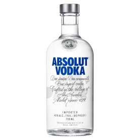 Vodka Absolut 40%vol 70cl