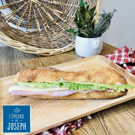 Sandwich Jambon & Fromage