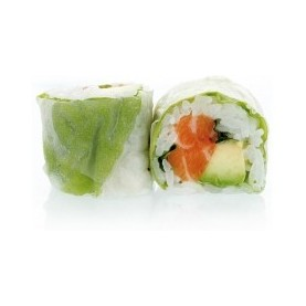 Maki Green Saumon et Avocat
