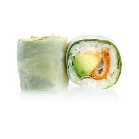 Maki Green Crevette Tempura et Curry
