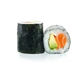 Maki Black Saumon et Avocat