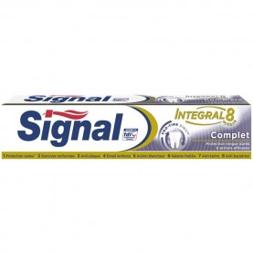 Dentifrice complet Intégral 8 Signal